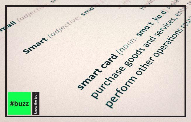 dictionary explaining smart cards